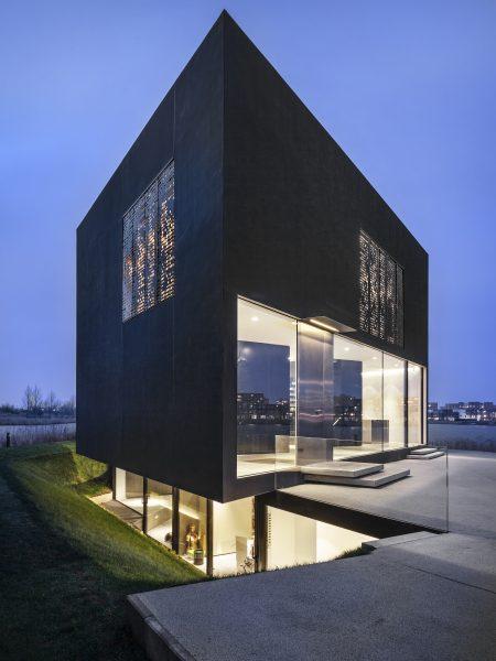 Studioninedots Villa Kavel 01 Amsterdam exterior
