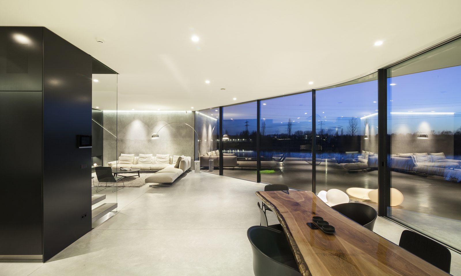 Studioninedots Villa Kavel 01 Amsterdam interior