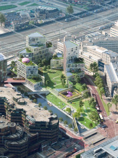 Smakkelaarsveld Aerial by WAX