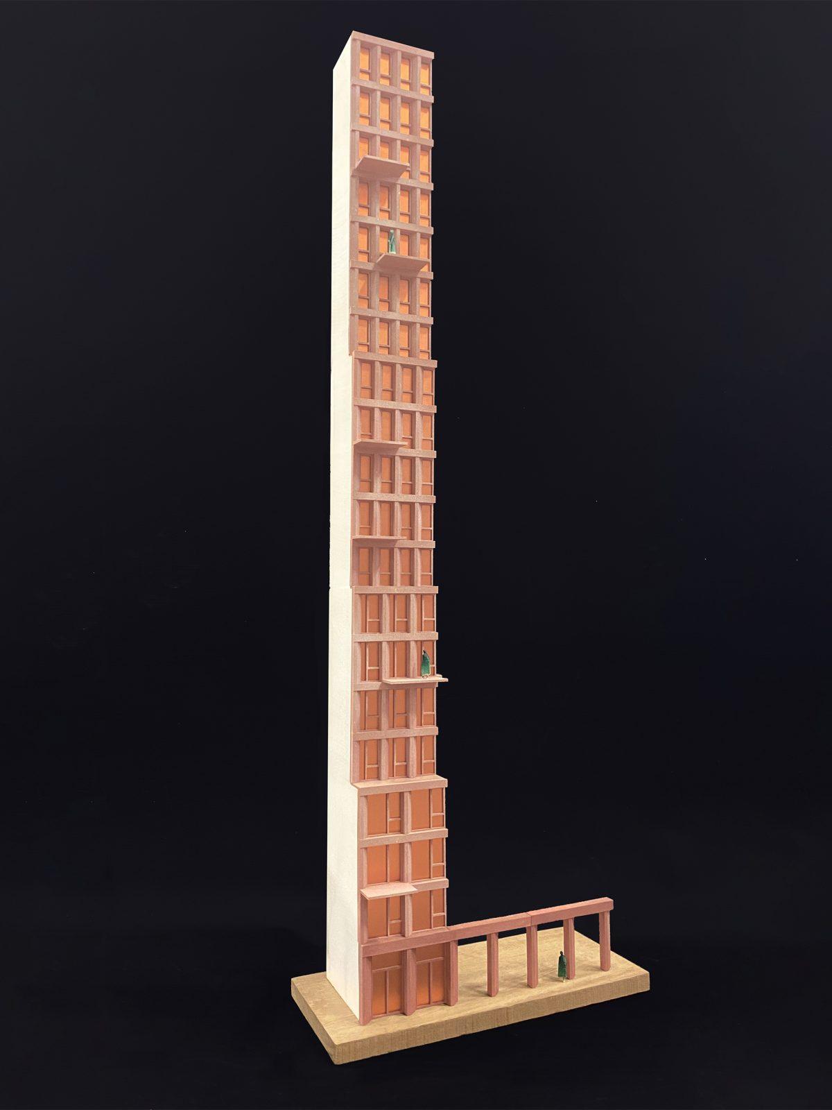 Studioninedots Highnote Almere model